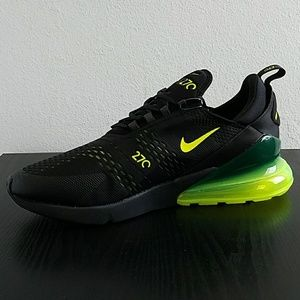 46319c8dff816 Nike Shoes - Nike Air Max 270 Black Volt AH8050 017 Sz 15 New